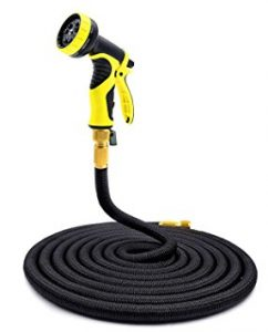 Garden Hose Pipe 100ft KingTop Expandable Magic Hose Stretch Hosepipe