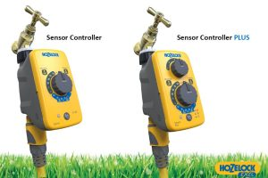 Hozelock Sensor Controller Plus Water your garden automatically. Water timer with day and night and weather sensors