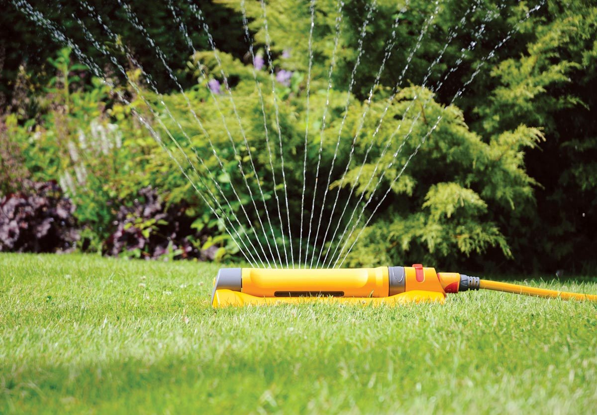 Best Way To Water Your Garden