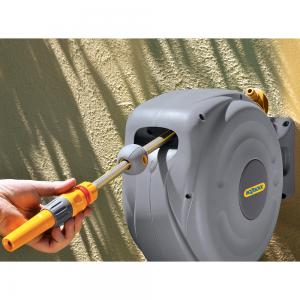 hozelock auto reel nozzle