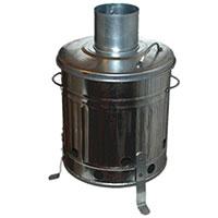 Keto Plastics Mini Incinerator