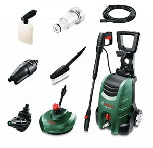 Bosch AQT 37-13 High Pressure Washer Combi Kit