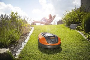 Easiest Way to cut the lawn