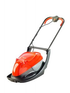 Flymo Easi Glide 300 Electric Hover Collect Lawn Mower, 1400 W