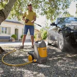 Hozelock Pico Power Pressure Washer Small And Mighty