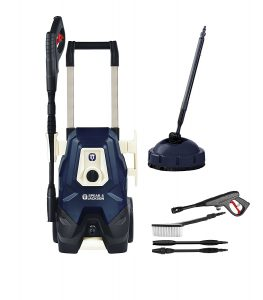 Spear & Jackson 1800W 130Bar High Pressure Washer with Patio Cleaner