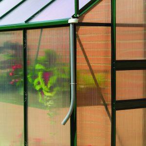 greenhouse rain water harvest kit