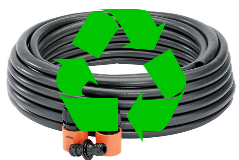 Are Garden Hoses Reyclable