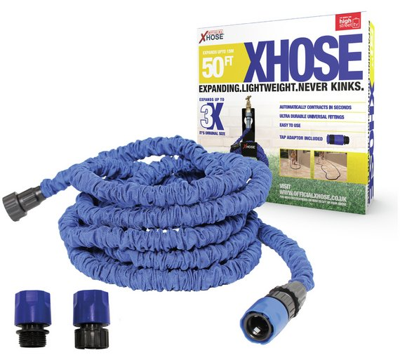 Can Xhose be used with Pressure Washer?