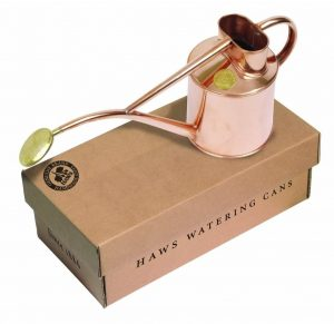 Haws Hand-Made 1L Copper Watering Can Review