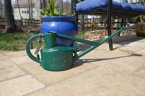 Haws 5.2 Litre Long Reach Watering Can - best watering can for hanging baskets